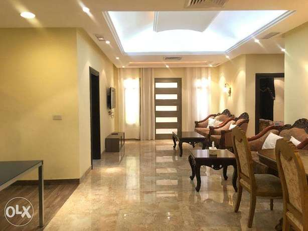 3 Bedrooms Fully and Semi Furnished Fintas