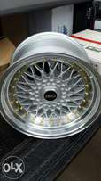 "Arriving April 28th: 17"" BBS 10j Mags (New)"