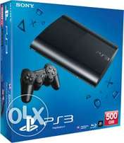 Playstation 3 500gb brand new chipped with 1year warranty and 10 free