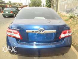 Toyota Camry 2009 Model Blue Color