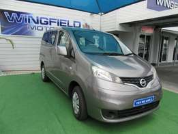 2014 Nissan NV200 1.5dCi Vista 7Seater