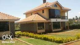 4 BEDROOM all en-suite TOWNHOUSE for sale at Ongata Rongai.