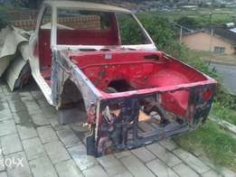 ford courier cab