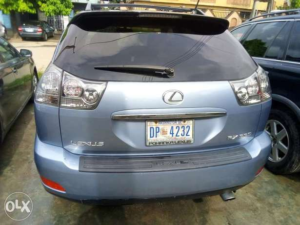 Tokunbo Lexus Rx330 for sale Lagos Mainland - image 5