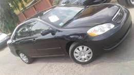 Super clean 2007 Toyota corolla.no issues.buy and drive.lagos cleared.