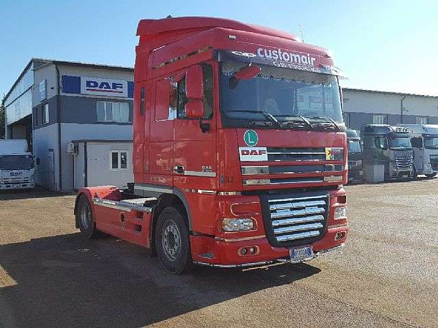 DAF Ft Xf 105.460 Space Cab - 2007