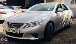 TOYOTA MARK X 2010 model KCN Grand sale 1,499,999/= o.n.o