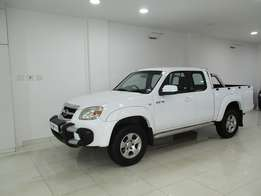2010 MAZDA BT 50 2.5 Freestyle cab for sale