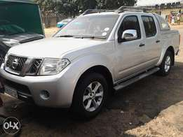 2012 nissan navara 2.5dci auto double cab for sale