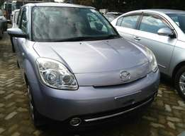 Light Purple Mazda Verissa,2009 Model,1500cc,Alloy Wheel,Dvd Player