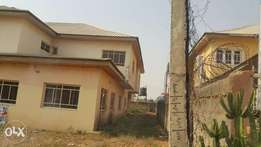 Brand new 5 bedroom Duplex with Boys Quarters for Auction price of 38M