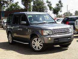 Landrover Discovery 4 2010