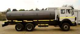 Mercedes Benz 26-28 Powerliner 16000l Water Truck