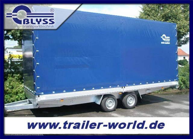 Blyss Hochlader 650x210x200cm 3500 kg GG