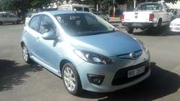 A Price dropped 2009 Mazda2 1.3 Dynamic with electric Windows, aircon!