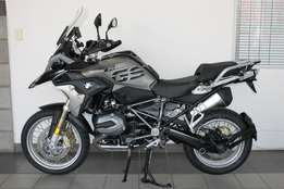 The New BMW R1200GS Lc Exclusive model