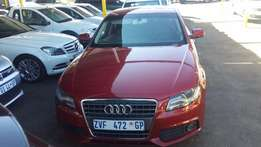 2010 Maroon Audi A4 for sale