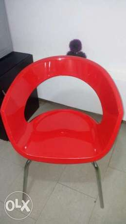 This is brand new plastic restaurant chairs Lagos Mainland - image 3