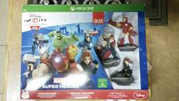Disney infinity 2.0 marvel super heroes - xbox one