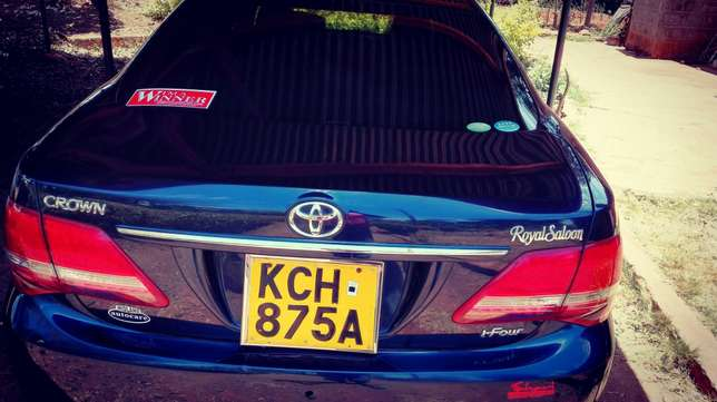 Car sale for a toyota crown royal saloon South C - image 2