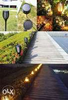 Hypnotic Solar Powered Flame Lights