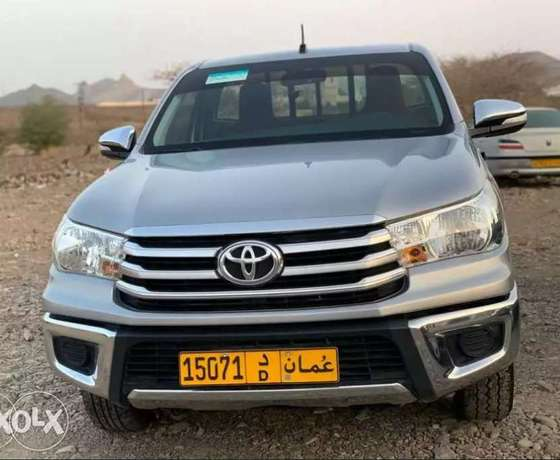 Toyota Hilux Silver for sale