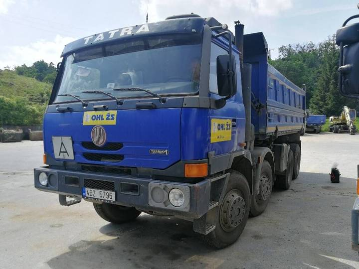 Tatra T 815 290R84 41 270 8x8.2 - 2006