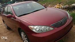 Tokunbo 2005 Toyota Camry