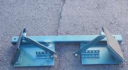 Block- Outdoor block - by John Short -In excellent condition - R 650