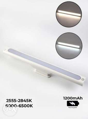 Led lights rechargeable