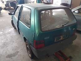 Fiat Uno 1100 Carb 5spd Manual Stripping for Spares