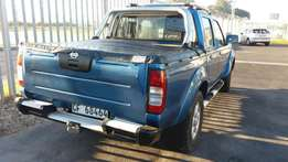 2007 nissan hardbody double cab in very good condition R97000 neg.