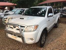 2006 Toyota Hilux 3.0 D4D Single Cab Bakkie