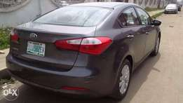 Registered Kia Cerato (2014)model Bought As New