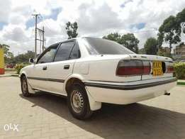 TOYOTA AE 91 EXTREMELY clean for sale