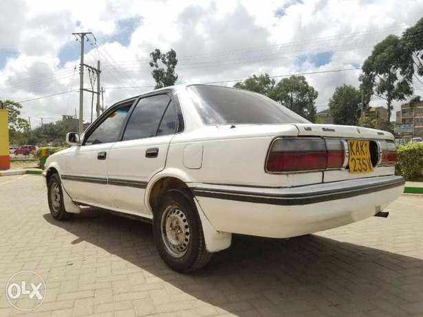 TOYOTA AE 91 EXTREMELY clean for sale Umoja - image 1
