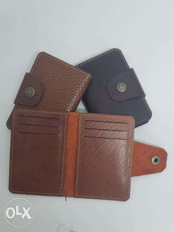 Pure handmade leather products