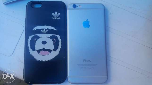 Iphone 6 For Sale !! + free Adidas cover Avenue Park - image 3