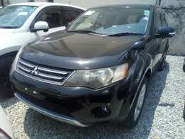 Mitsubishi Outlander fully loaded
