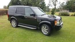 Land Rover Discovery3 2009 V8HSE