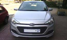 Hyundai 2015 i20 Motion 1.2 new generation 9,000 km Manual Gear 5Speed