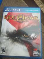 God of war Resident evil ps4