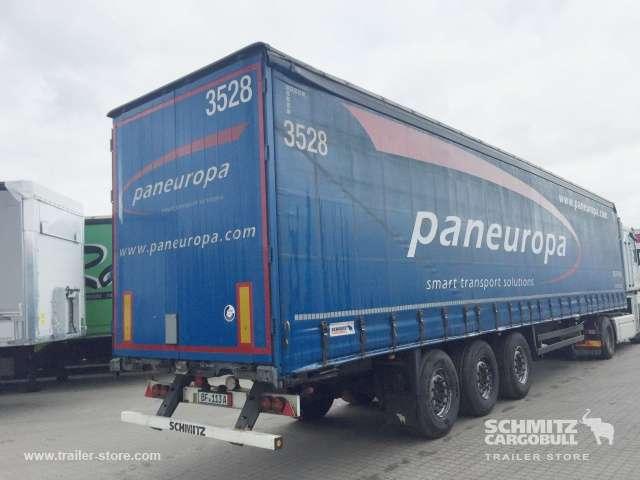 Schmitz Cargobull Schiebeplane Standard - 2012
