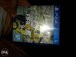 FIFA17(used) PS4