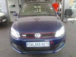 2013 Vw POLO 6 gti tsi 1.4 for sale R230 000