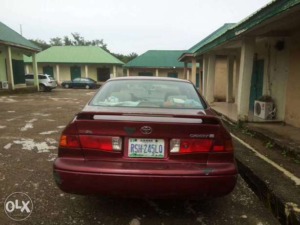 First body 2002 Camry, with full AC, excellent interior GPRS DVD, buy Kubwa - image 1