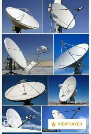 Dish fixing and repairing