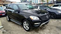Mercedes Benz ML350 year 2013