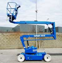 Cherry Pickers- Ab38 13.5M electric Boom lift for Sale