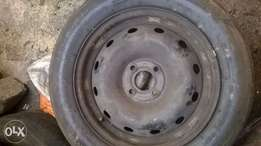 Original Np 200 Nissan and Renault rims for sell
